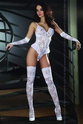 LEXINE Body, white