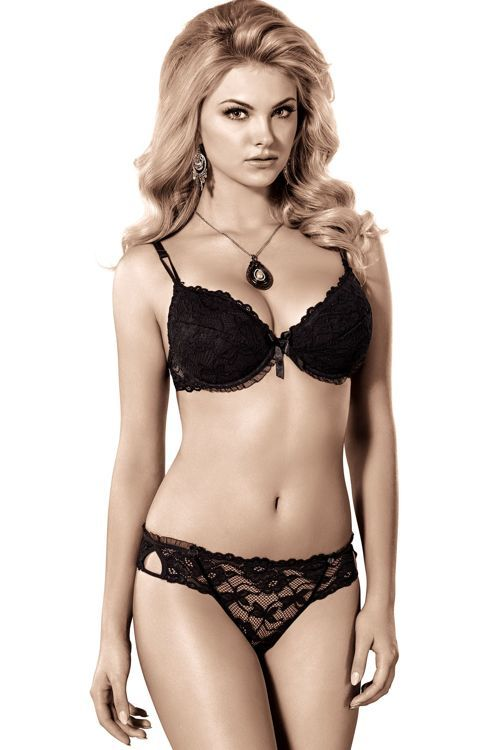 CARMEN Push-up, black