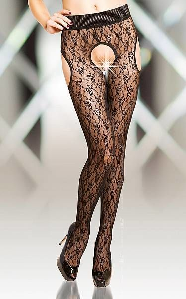 Crotchless Tights 5505