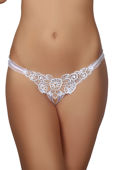 Mystique thong white